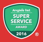 angies list super service award upstate sc